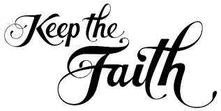 KEEP YOUR FAITH KAHILL