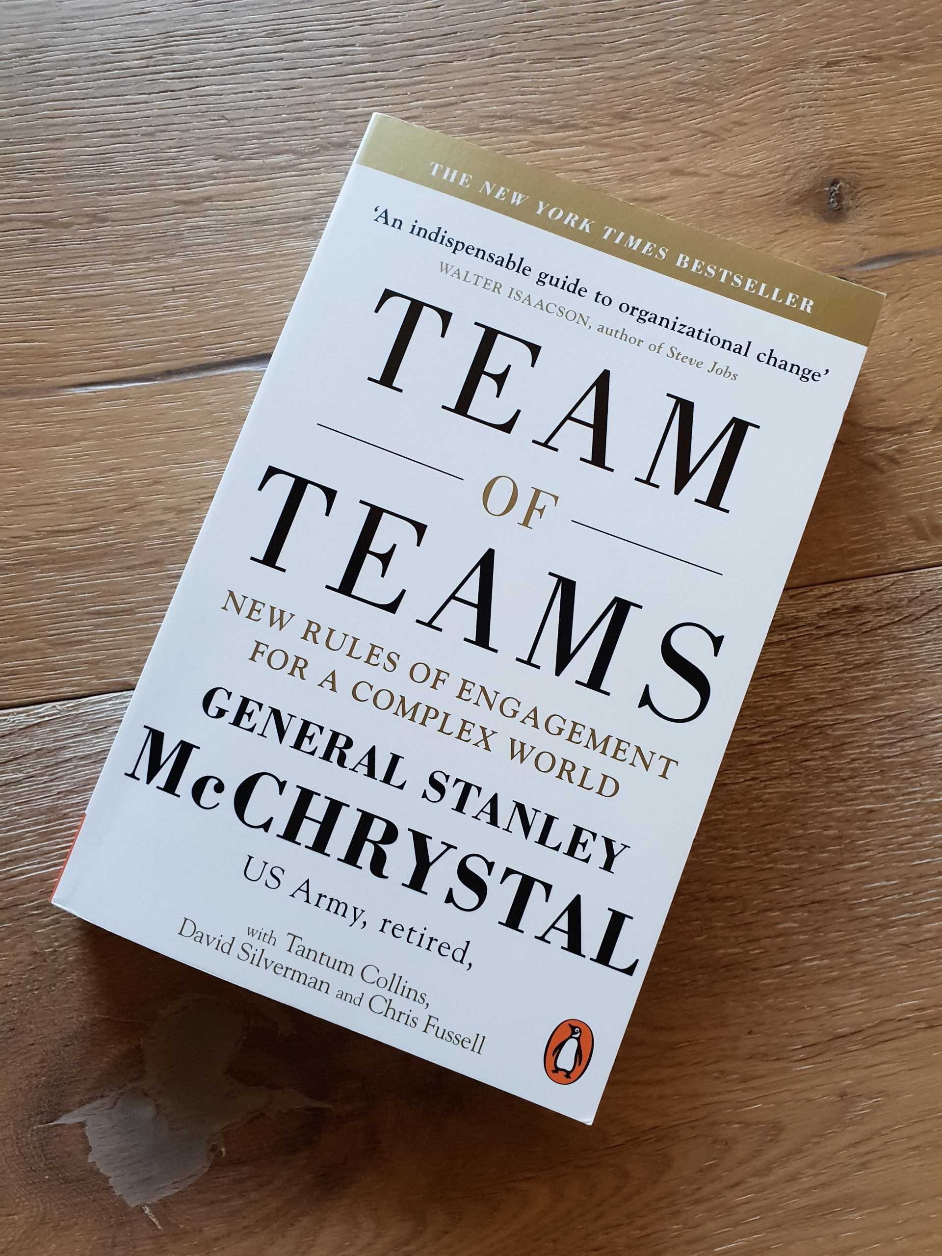 Team Of Teams Dynamics, The New Rules of Engagement for a Complex ...